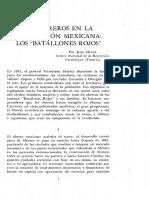 Jean Meyer- Los obreros en la revolución mexicana