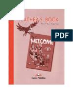 Teachers Book Welcome 2
