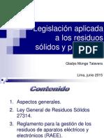 VIE19.Legislacion Residuos Solidos