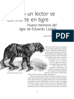 Jesús Vicente García- Cuando un lector se convierte en tigre