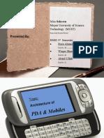 PDA and Mobile