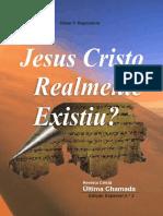 Jesus Realmente Existiu