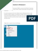 How to Configure WMI Control in Windows 8 _ TrainingTech