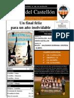 gaceta EXTRA TORNEO III fútbol playa 2010
