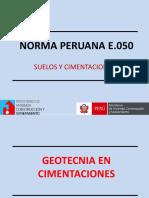 3.0 Geotecnia en Cimentaciones