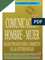Comunicacion Hombre-Mujer - Enrique Martín López