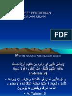Pendidikan Menurut Islam