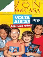 Folheto Avon Moda&Casa - 04/2017