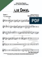 Trompeta 1 Blue Daniel