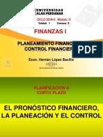 Semana 3 Planeamieto Financiero - Control Finaaciero