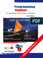 Arefin Art of Programming Contest