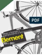 2014 2015Catalog Element Bike