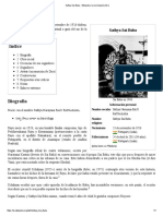 Sathya Sai Baba - Wikipedia, La Enciclopedia Libre