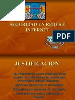 Seguridad en Redes e Internet II