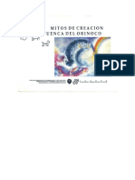Mitos de creación de la cuenca del Orinoco
