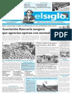 Edición Impresa Elsiglo 23-12-2016