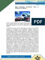 Actividad 13 Evidencia 9 Plataformas Logistica