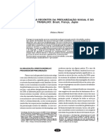 TENDÊNCIAS RECENTES DA PRECARIZAÇÃO SOCIAL E DO.pdf