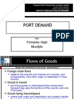 Port Demand