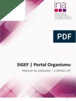 Manual Organism o 10112016