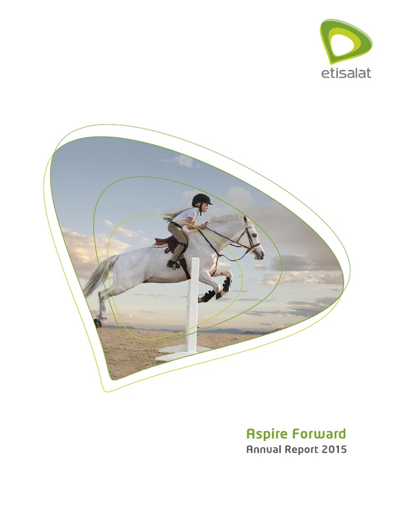 Etisalat AnnualReport2015 English | Telecommunications