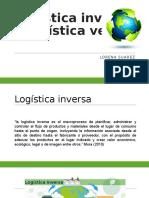 Logística Inversa y Logística Verde