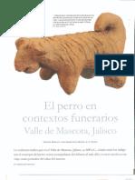 El Perro en Contextos Funerarios 2014.Pd
