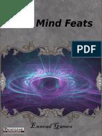 Hivemind Feat Spf Rpg PDF