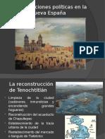 Instutuciones en la Nueva Espan¦âa