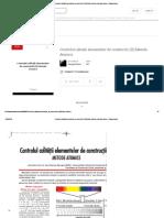 Controlul Calitatii Elementelor de Constructii (II) Metode Atomice _ George Ilinoiu - Academia