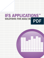 Brochure IFS Applications