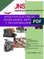 maquinas electricas monografia