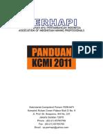 A2_Buku Panduan KCMI 2011