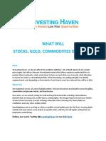 InvestingHaven Outlook Markets 2017