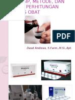 5-Prinsip, Metode, Dan Cara Perhitungan Dosis