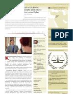 Voltairenet - Entrevista con Bashar al-Assad