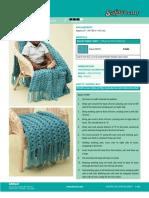 Bernat SofteeBabyweb25 Cr Blanket.en US