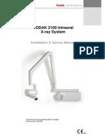 Kodak 2100 Install Guide