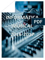 Curso Informatica Musical