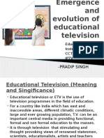 Educational Television