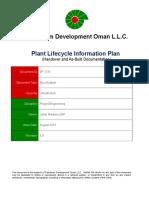 SP-1131 - Handover and as-built Documentation