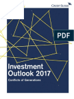 Investment Outlook 2017