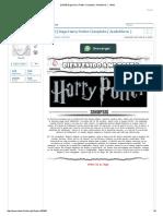 Saga Harry Potter (Audiolibros)
