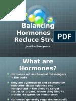 balancing hormones
