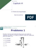 Tema VI Problemas Trenes de Engranajes