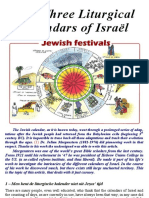 The Liturgical Calendars of Israel - Hubert_Luns