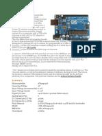 A000066 Arduino Uno Rev3 ATmega328