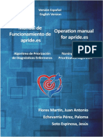 Manual de Funcionamiento de Apride.es - Apride.es Operation Manual