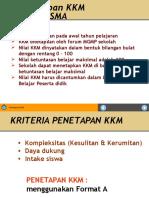 Penetapan KKM Final