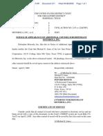 Minerva Industries, Inc. v. Motorola, Inc. et al - Document No. 211
